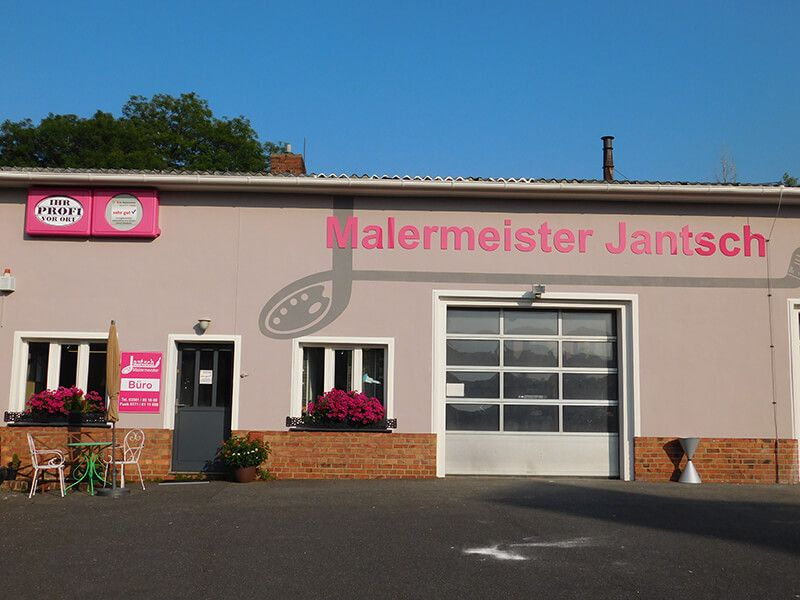 Das Team von Malermeister Jantsch